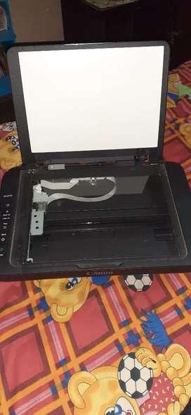 Printer(cannon) , model MG2570s
