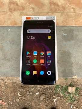Xiaomi Redminote 4X (3/32Gb) Black