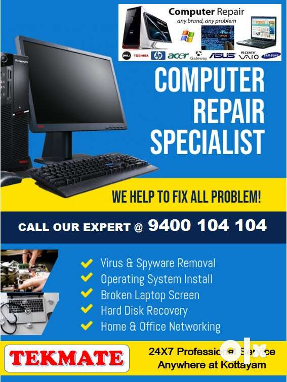 Coputer Repair and Services 0