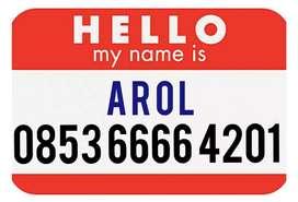 Nomor AROL 4201 as