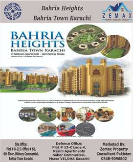 Bahria Heights Apartment-Bahria Town Karachi