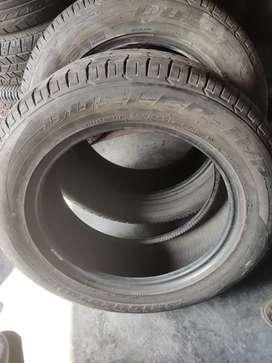 Used Bridgestone tyre 235 55 R17 for Audi Q3