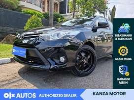 [OLX Autos] Toyota Vios 1.5 G Bensin MT 2014 Hitam #Kanza