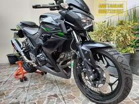Kawasaki Z250 nik 2013 pmk 2014 Mulus Joss Mantap Solo