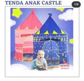 Tenda anak castle ready