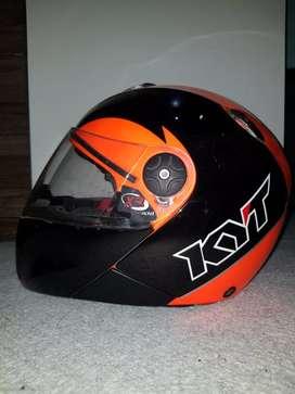 Helm KYT ROKET Orange