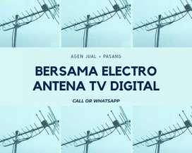 PAKET PASANG BARU ANTENA TV SAWANGAN