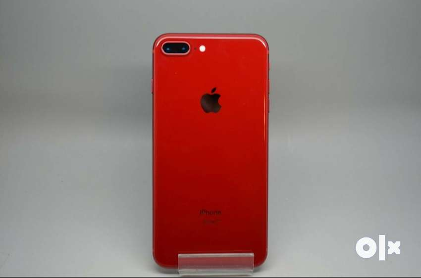 Warranty Aug 2019..Iphone 8 Plus 256GB product Red. 0