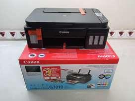 Printer Canon PIXMA G3010 All-In-One New
