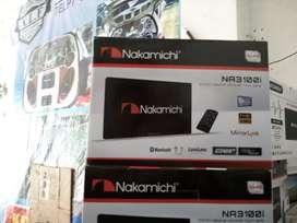 Plus pasang 2din nakamichi full touchscreen