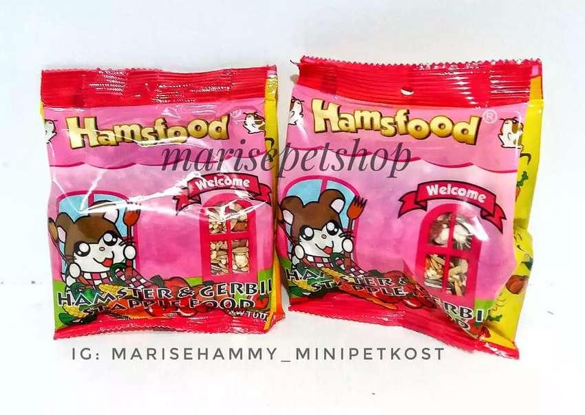 Hamsfood - makanan hamster 0