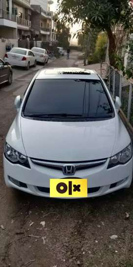 Honda Civic Rebon 1.8 2010 On Instalment