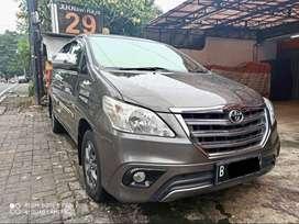 DIESEL FACELIFT Toyota Kijang Innova G AT ABU2 2010 facelift 2015 TOP