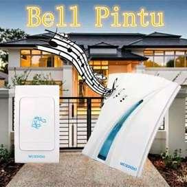 Bel Pintu Rumah V-ZORR Wireless Door Bell Remote 100m - Tanpa Kabel