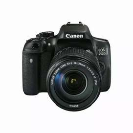 Cepetan Langsung Dikredit Aja Kamera Canon 750D Bisa Proses Cepat