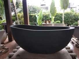 BATHTUB TERRAZZO   KAMAR MANDI RASA HOTEL BINTANG 5