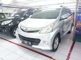 Toyota Avanza VELOZ 2012 Manual Tinggal Pakai