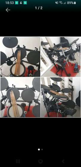 Drum Elektrik YAMAHA DTX 500