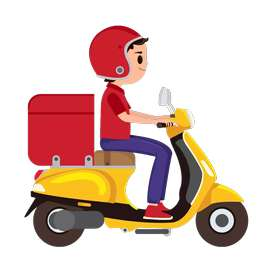 Opening for Delivery Boy