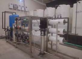 Mineral Water Plant. Water Filter Plant. Ro Plant
