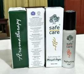 Safe Care, minyak angin Aromatherapy