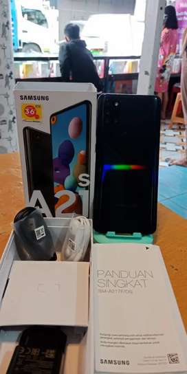 HP Samsung A21S 6/64GB