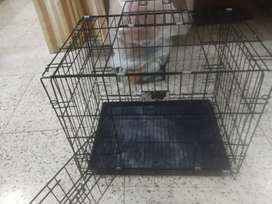 Dog/Cat/Puppy cage in nearly new condition