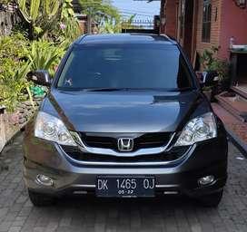Honda CRV CR-V 2.4 AT 2012 Last Edition Abu Metalic