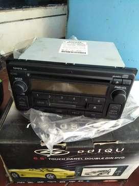Toyota audio tape mobil original
