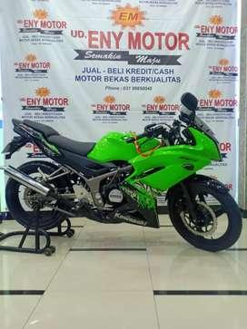 Kawasaki ninja rr 150 cv tahun 2013