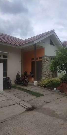 Take over rumah murah di dekat Stasiun Cilebut dan Tol