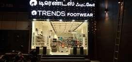 Trends footwear