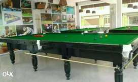 Snooker club table 12/6