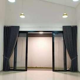 Gorden Gordyn Korden Hordeng Blinds Curtain Wallaper500skdkckkg