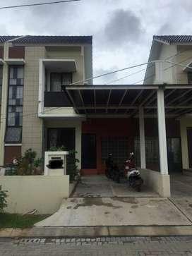 Dijual rumah cantik rapih Green ara 2 lantai full renovasi