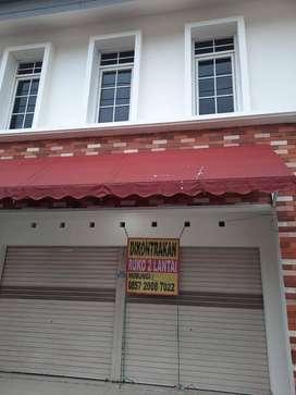 Disewakan Ruko 2 lantai dekat kampus UIN Cipadung Cibiru Bandung Timur