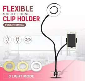 Holder Lazypod Flekxibel Ring Light 3 in 1