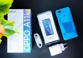 Oppo A11K 32GB Warna Lengkap Garansi Oppo Resmi