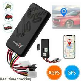 Genuine GPS Tracker with Engine Control from Mobile and History Check