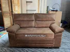PROMOO Sofa bed 2 seater Double Sandaran .