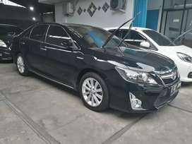 Toyota Camry hbrid matic th 2012 w/ hitam