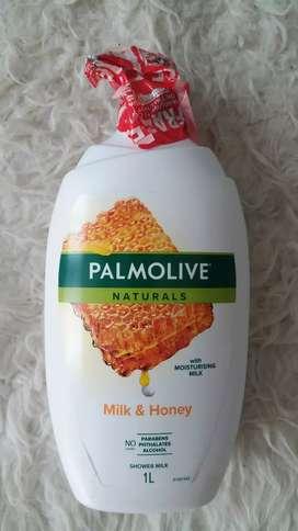 Bodywash Palmolive & Shampo head&shoulders 400ml