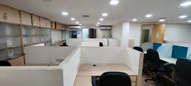 Teynampet mount road fully furnished office space rent 2000sqft