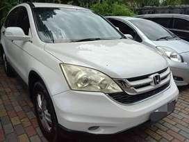 Honda CRV putih 2011