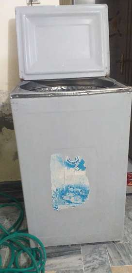Washing machine and dryer for sale in good condition
