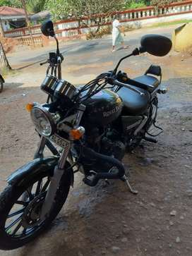 Thunder bird 500cc