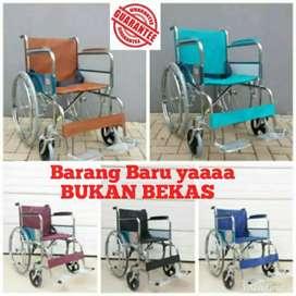 Kursi roda baru dan ready