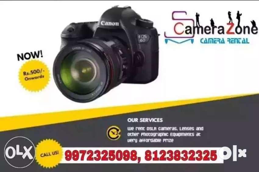 Nikon 5600d camera for rent at low  price 0