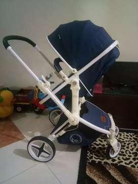 stroller merk baby elle
