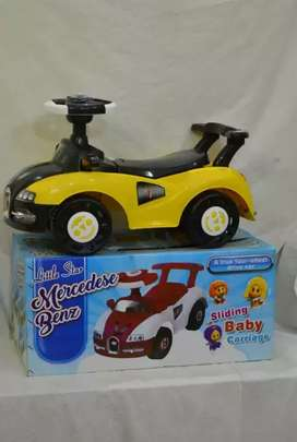 New Car for kids with music and lights ( Age 1-4 )